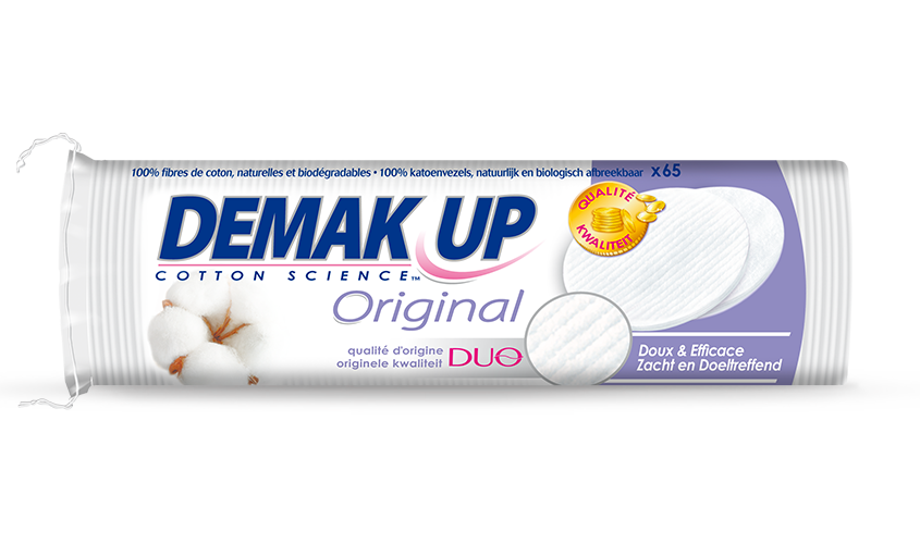 Demak'up - Coton rond Original