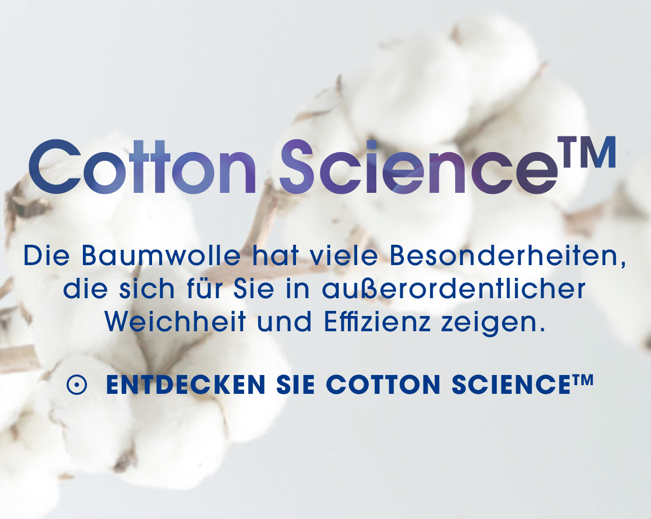 Demak'up - Cotton Science