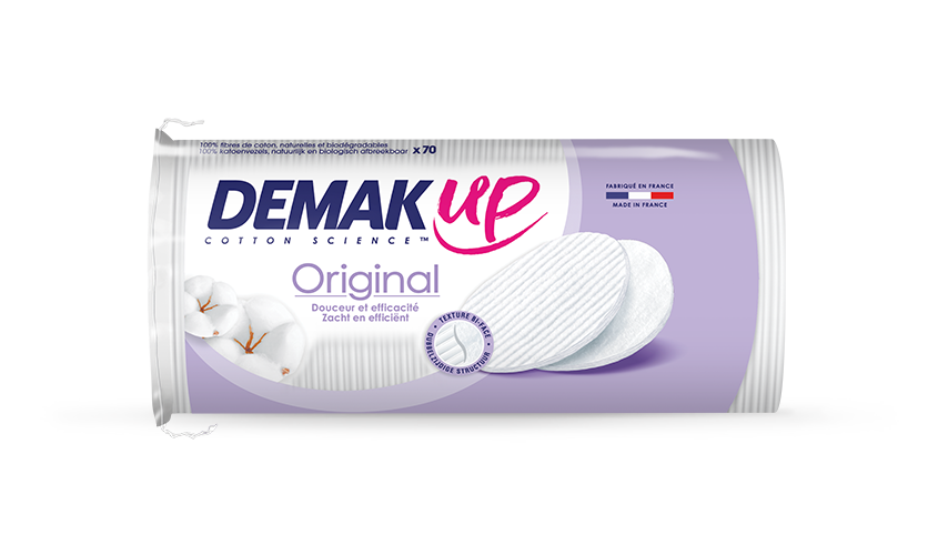 Demak'up - Coton ovale Original
