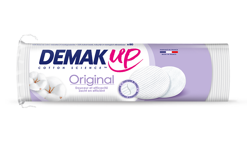 Demak'up - Cotons Original