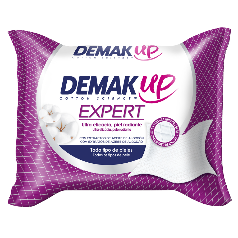 Toallitas Demak'Up Expert