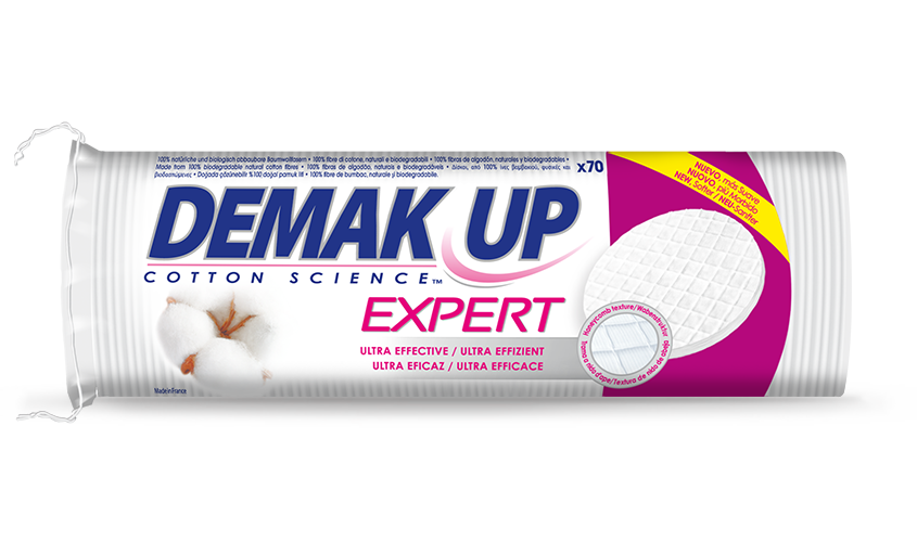 Algodones Demak'Up Expert